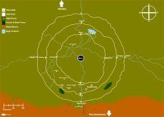 attack on titan map of the world settingsun attack on titan unofficial world map notes