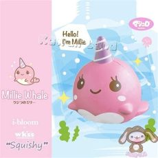 squishy ibloom millie the whale millie whale squishy ibloom licensed