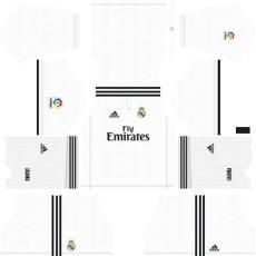 real madrid c f 2019 2020 kit league soccer - Kit Dls 2018 Real Madrid 2019