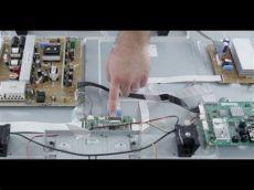 como reparar arreglar plasma tv samsung problemas de la junta explicaron subt 237 tulos en espa 241 ol - Como Arreglar La Imagen De Un Televisor Samsung
