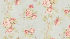 pale blue shabby chic wallpaper shabby chic vintage floral wallpaper pale blue country etsy in 2020 vintage floral