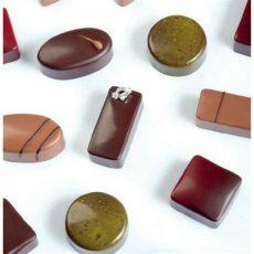 pavoni polycarbonate chocolate moulds pavoni polycarbonate chocolate mold smooth oval 21 cavities 8029248295117 ebay