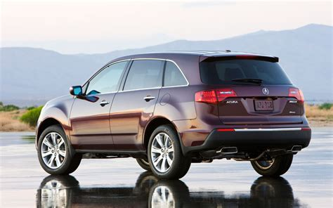 2011 acura mdx reviews rating motor trend