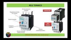 para que sirve un sensor termico clase 86 funcionamiento y ajuste rele t 233 rmico