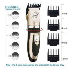 cortapelos perro cortadora de pelo profesional para perros maquina cortar kitpet grooming - Maquina Para Cortar Pelo De Perro Profesional