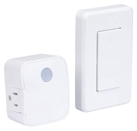 westek rfk100lc wall mounted switch plug receiver tools