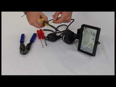 lereg 30w motion sensor light led flood lights