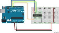 program your attiny2313 with an arduino get micros - Attiny2313 Arduino