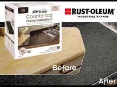 rustoleum countertop transformation paint reviews rust oleum countertop transformation how to and review