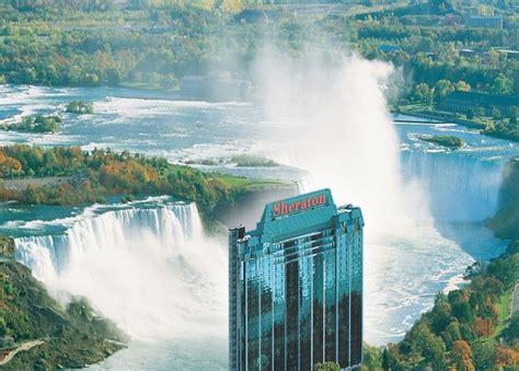 sheraton falls save 70 luxury travel secret escapes