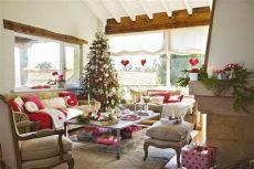 salas pequenas decoradas navidenas fotos de salas navide 241 as colores en casa