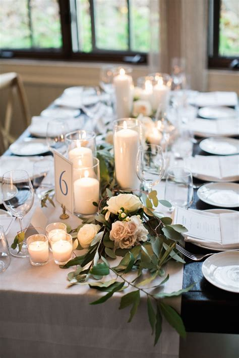space weekend retreat wedding table decorations wedding table