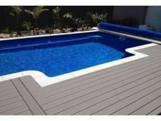pvc pool decking passport pvc decking from composite materials australia for pools and spas architecture and design