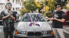 foto mobil atta halilintar bmw pegawainya ulang tahun atta halilintar beri kado mobil mewah sesuai wallpaper hp tribun jateng