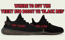 buy yeezy boost 350 v2 black red where to buy adidas yeezy boost 350 v2 black in stores sneakerfiles
