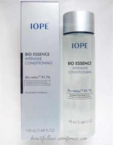 review iope bio essence intensive conditioning beautifulbuns a travel lifestyle - Iope Bio Essence Intensive Conditioning Cosdna