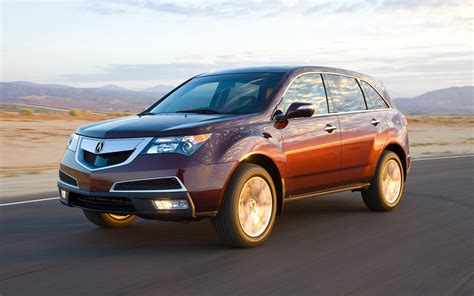 2012 acura mdx reviews rating motor trend