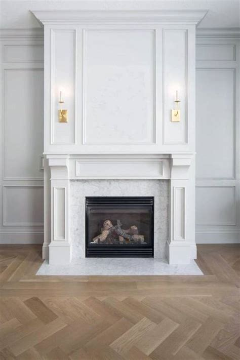 top 60 fireplace mantel designs interior surround ideas