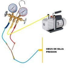 como cargar gas a un minisplit como cargar gas a un aire acondicionado portatil airea condicionado