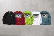 akira long sleeve shirt supreme take a look at the upcoming supreme x collaboration