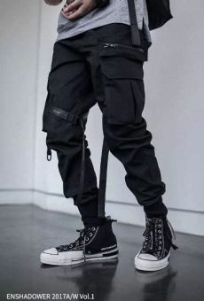 sweet techwear china haul - Adidas Techwear Pants