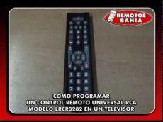 c 211 mo programar un remoto universal rca lrcr3283 how to program universal remote - Programar Control Universal Para Samsung