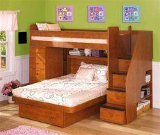 literas de madera modernas para adolescentes dise 241 os de camas para ni 241 os en madera 24 im 225 genes dise 241 o de cama para ni 241 os cama de dos