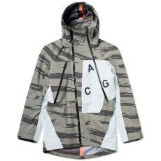 nikelab acg alpine jacket review nikelab acg alpine jacket stucco barely green end