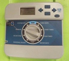 hunter pro c 400i pro c pc 400i 4 zone base sprinkler timer controller indoor 90 00 picclick
