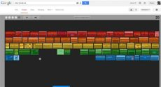 atari breakout google atari breakout easter egg transforms image search into classic