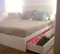 camas matrimoniales con cajones abajo pin de carol decor en aprovechamiento espacio y monoambientes muebles cama camas y cama 2