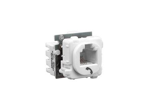 clipsal 30rj64smt modular socket category 3 6 4