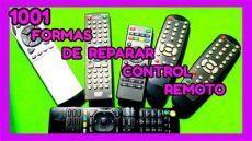 reparacion de control remoto reparaci 243 n y mantenimiento de un remoto repara t 249 mismo muy f 224 cil