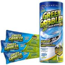 green gobbler drain cleaner lowes green gobbler 174 drain opening 3 pack bed bath and beyond canada