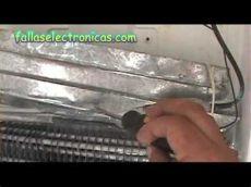c 243 mo detectar fuga de gas en nevera freezer y soluci 243 n - Fuga Gas Nevera