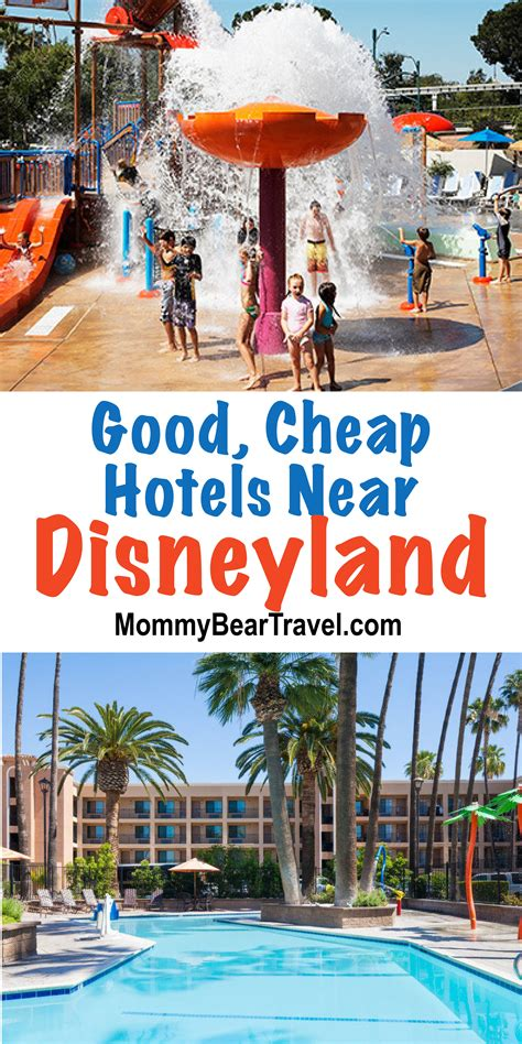 good cheap hotels disneyland save lot money hotels