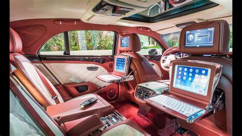 10 luxurious car interior designs youtube