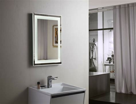 bathroom mirror led backlit mirror illuminated led bathroom
