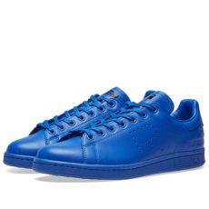 adidas raf simons stan smith blue adidas x raf simons stan smith blue mystery ink white end