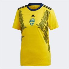 kit dls adidas 2019 polos sweden 2019 s world cup adidas home kit 18 19 kits football shirt