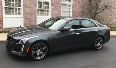 2017 cadillac cts sport performance luxury review john