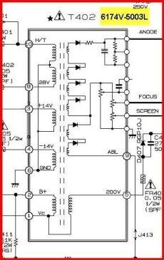 stv9326 reemplazo solucionado reemplazo de un faybak de tv lg de 29 quot yoreparo