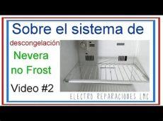 c 243 mo funciona el sistema de descongelaci 243 n de una nevera no - Como Funciona Una Nevera No Frost