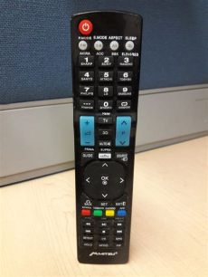 remoto universal mitzu para pantallas hd multimarca 95 00 en mercado libre - Control Remoto Universal Para Pantalla