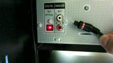 entrada tv cable s pdif 211 ptico y coaxial no conectes las salidas 211 gicas cd dvd o tv a un equipo