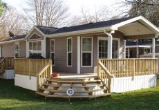 mobile home deck designs pictures what you need to before designing deck for mobile homes mobile homes ideas