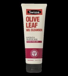 swisse face wash swisse olive leaf gel cleanser finest collection of health products