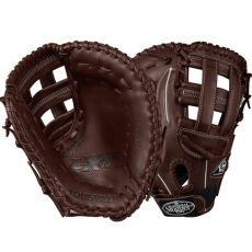 fastpitch softball first base gloves reviews louisville slugger lxt fastpitch softball base mitt 13 quot wtllxrf17bm