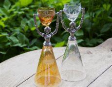 brautbecher glas brautbecher kuriose fundst 252 cke
