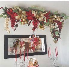 decoracion navidena 2018 para salas pequenas 161 blusas de cuello pan tendencia 2017 2018 decoracion de interiores fachadas para